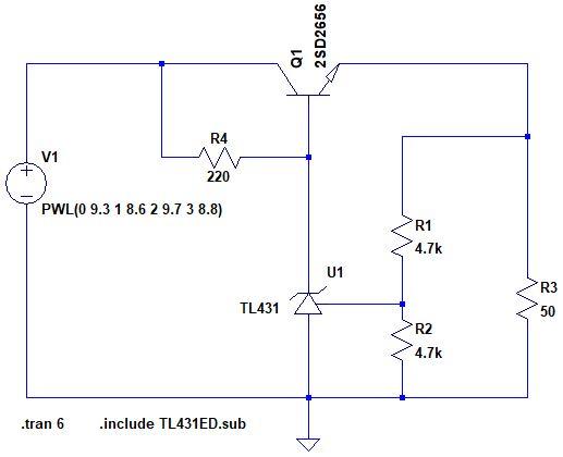 Tl431 Circuit Design